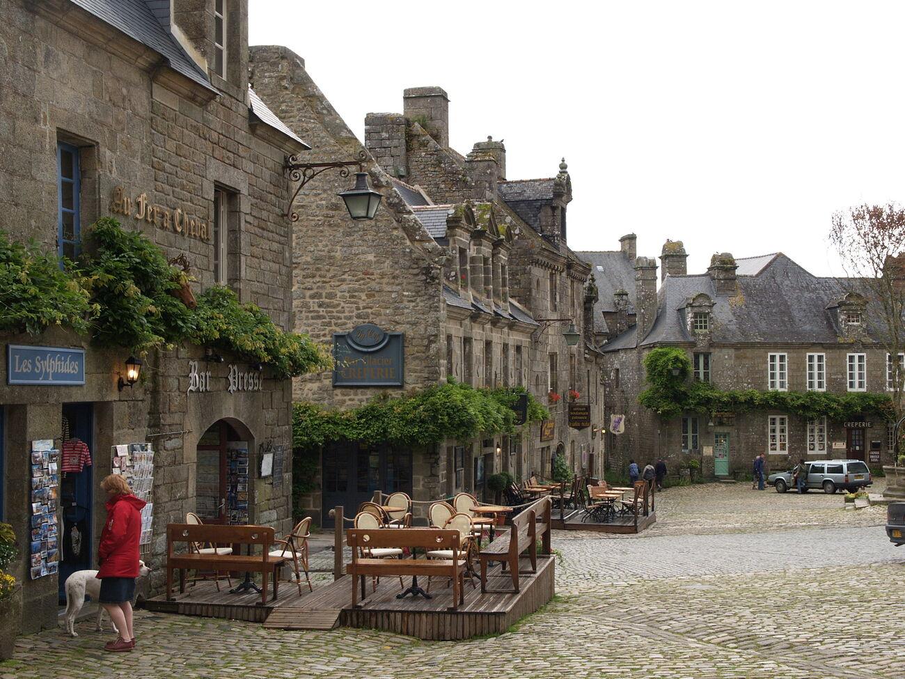 Menez Hom Locronan Douarnenez Brittany Travelogue
