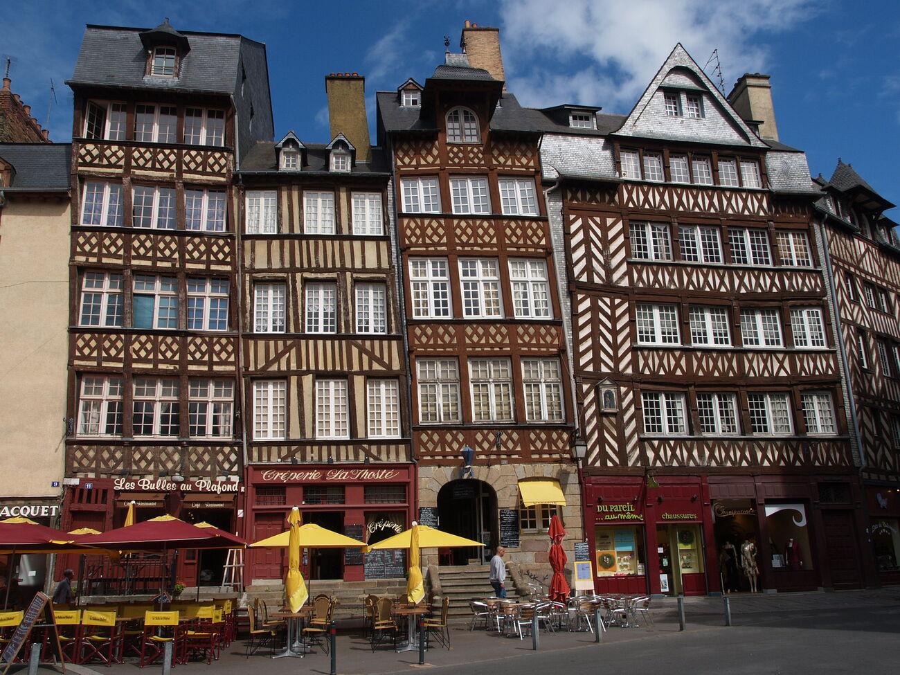 Restaurant Centre Ville De Rennes