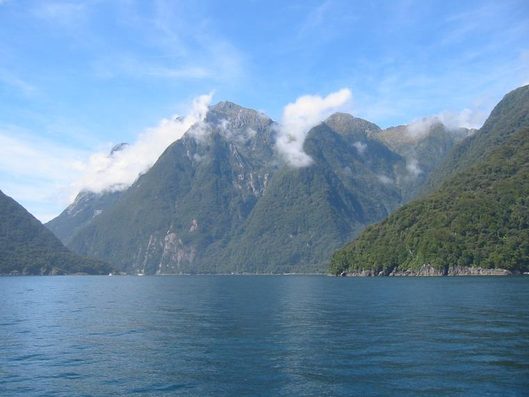 Milford Sound New Zealand. Milford Sound