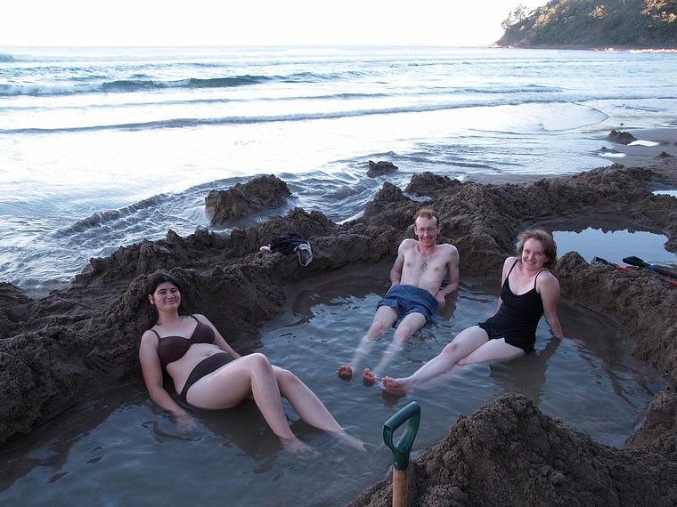Hotwater beach Hot Water Beach Waikato