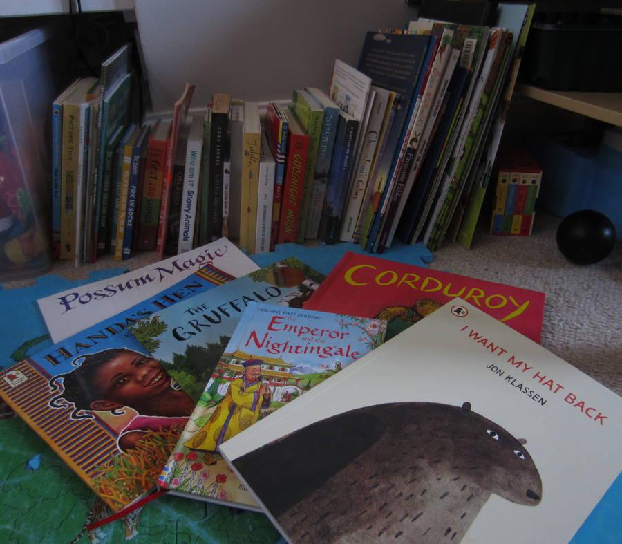 baby + toddler books - Oxford Blog