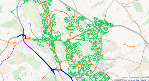 cycling speed limits Oxford Blog
