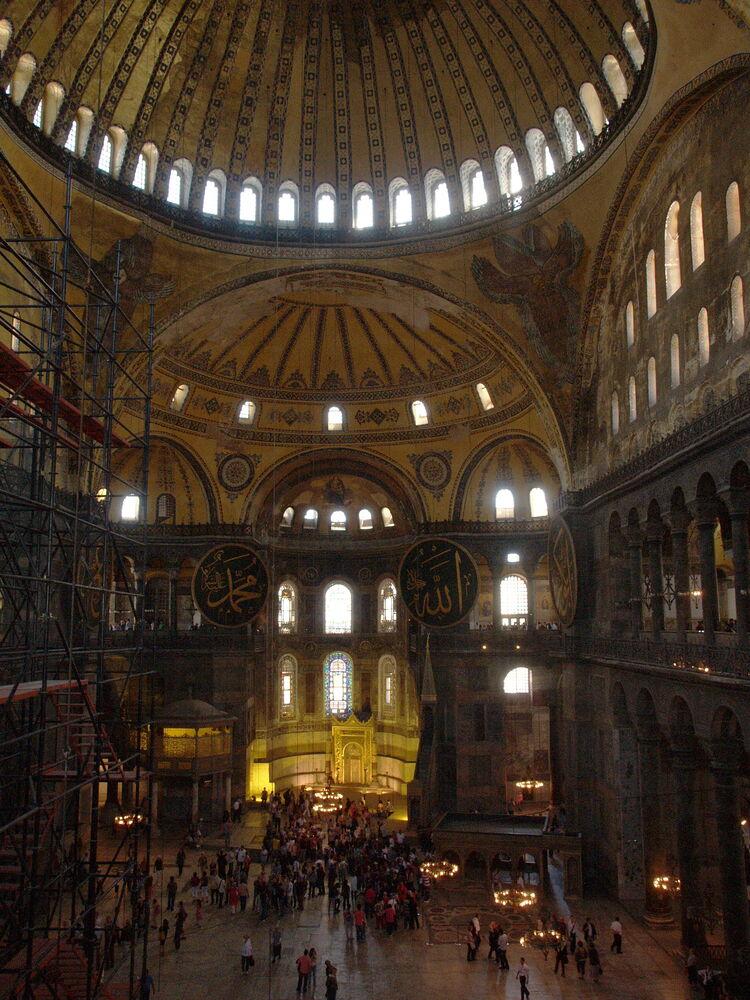 Sultanahment, Istanbul travelogue - Turkey trip