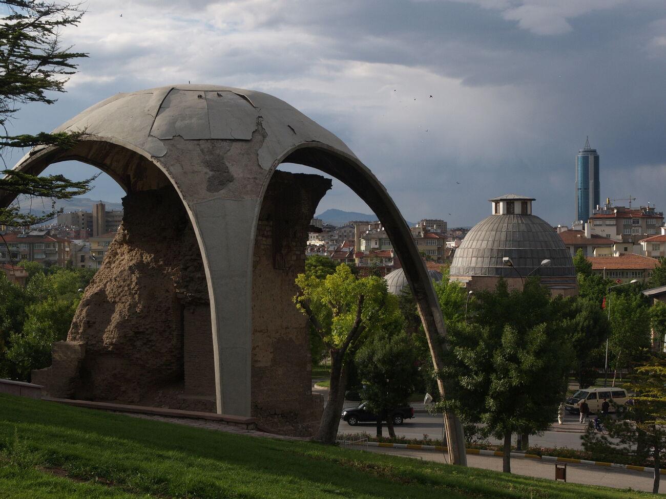 Konya Turkey Travelogue