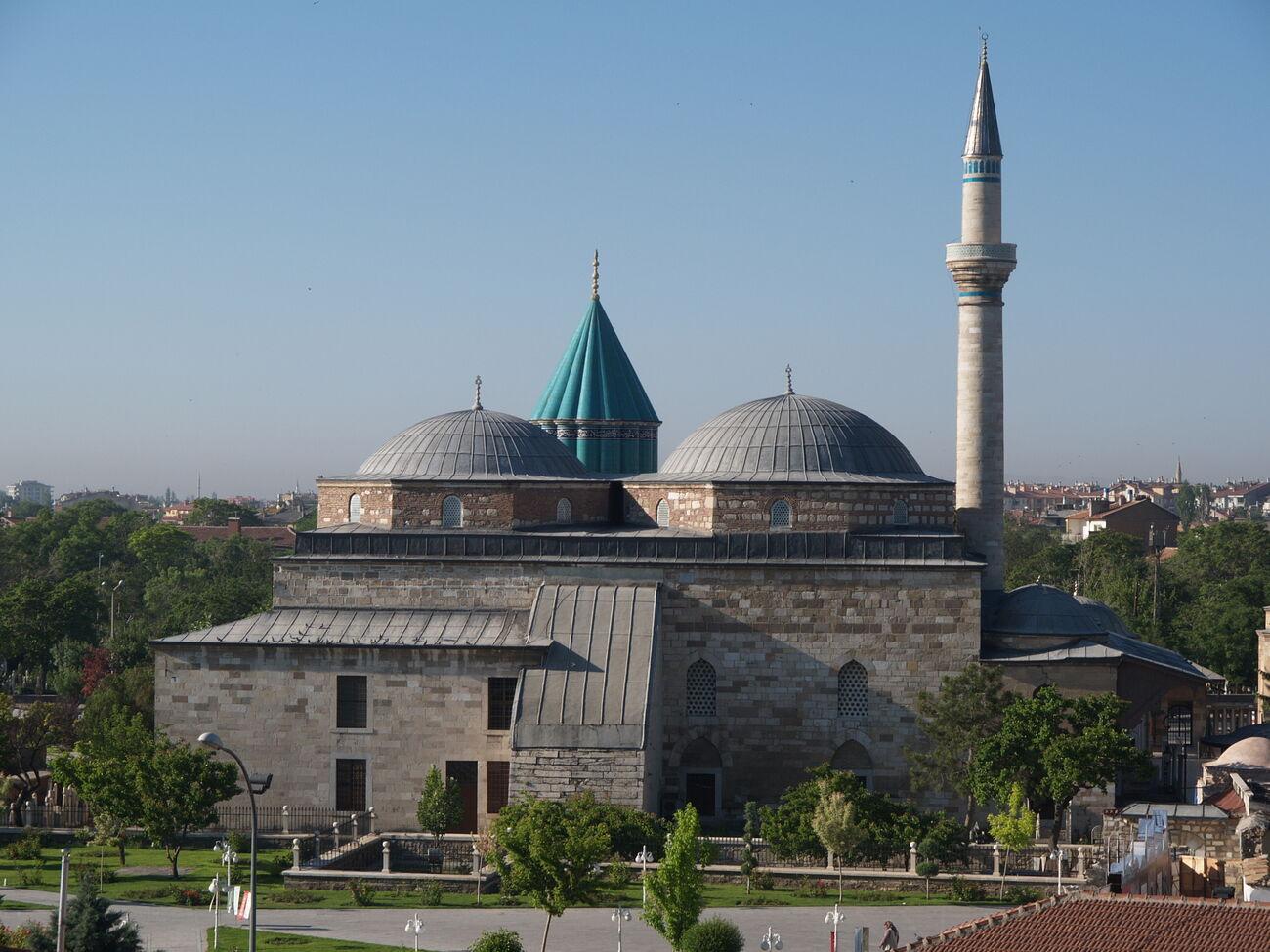 Konya - Turkey travelogue
